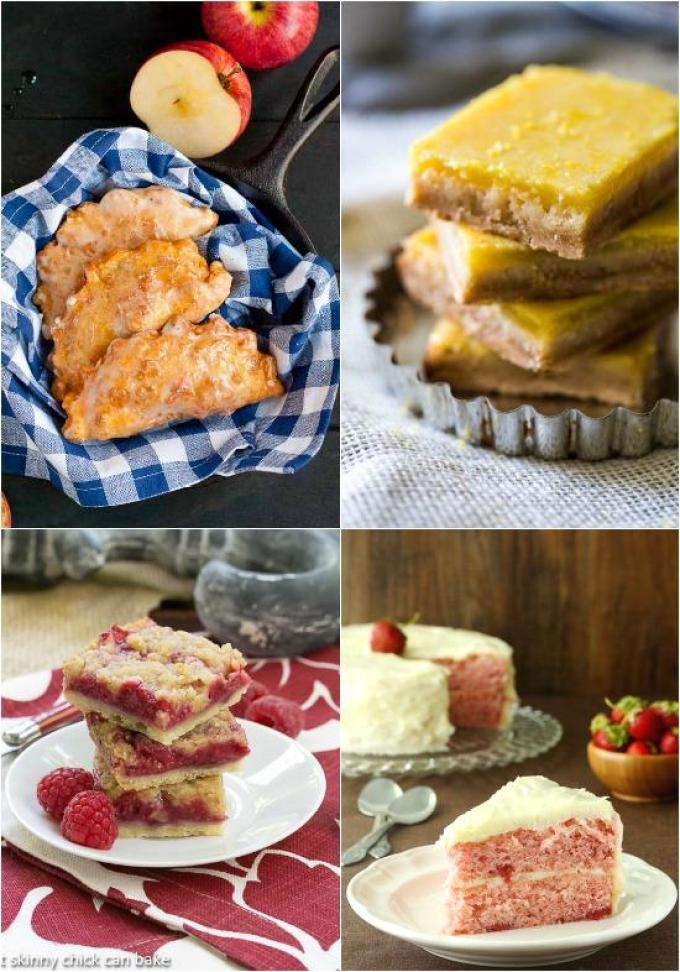popular fruit desserts