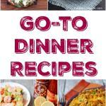 30 Go-To Easy Dinner Recipes