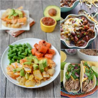 These Easy Slow Cooker Dinner Recipes For A Single Guy are hearty, nutritious and easy enough for even men who don't like to cook.