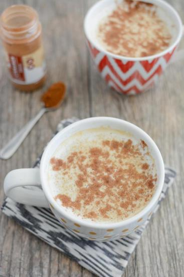 Change up your coffee routine with this Maple Cinnamon Latte. It's easy to make at home and perfect with breakfast on a cool morning.