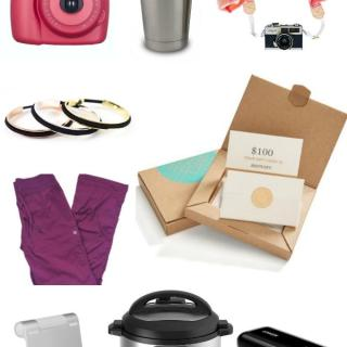 A gift guide for new moms