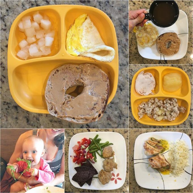 weekly meals