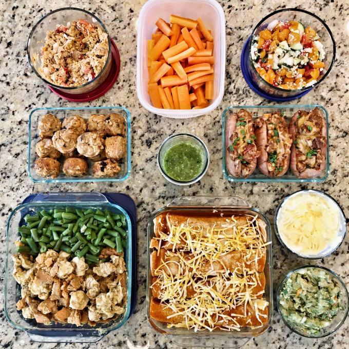 Food Prep Focus Area Dinner