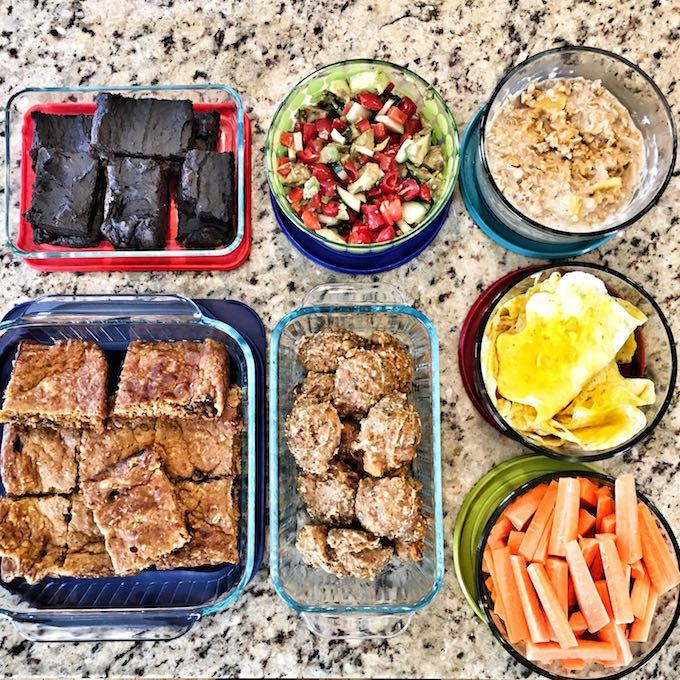Food Prep Focus Area Snacks