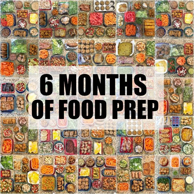 I challenged myself to 6 months of food prep. That means every weekend for six months straight, I spent at least some time prepping food for the week ahead. Here's why I think you should make it part of your weekly routine.