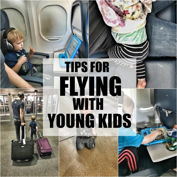 Flying with young kids? Toddlers and babies are a lot of work, but a little planning and preparation before the trip can help make your travel day less stressful.