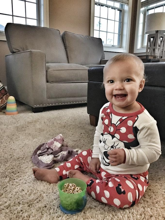 baby one year old