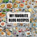 The Blog Recipes I Make Most Often