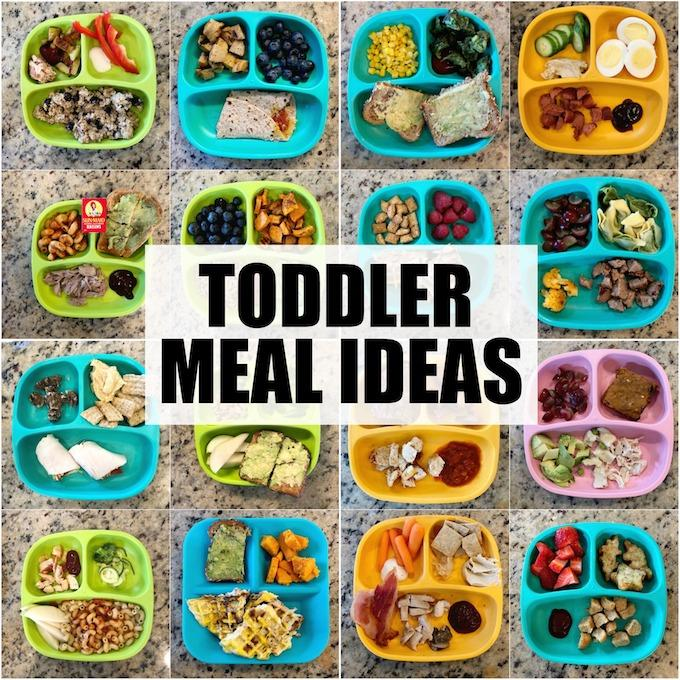 Toddler Meal Ideas that are simple, healthy and quick