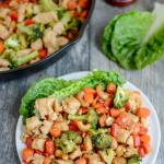 Skillet Cashew Chicken