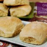 Greek Yogurt Dinner Rolls