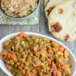 Lentil Vegetable Curry 1