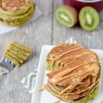 green smoothie pancakes 5
