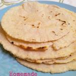 homemade corn tortillas 1
