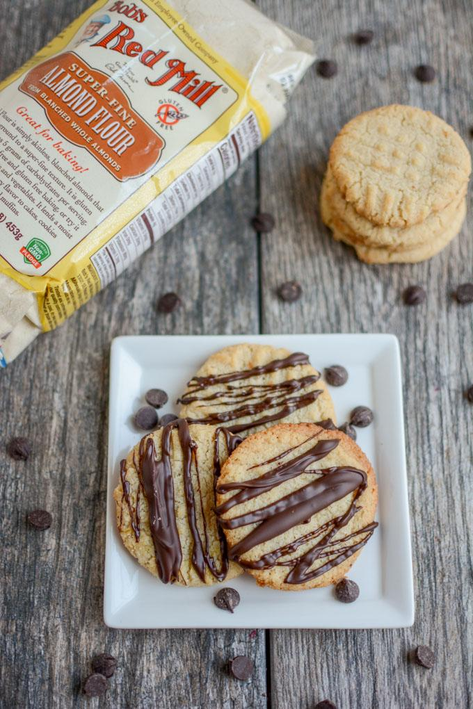 Almond Flour Butter Cookies