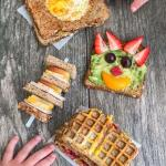 Fun Sandwich Ideas For Kids