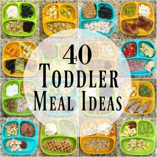toddler meal square