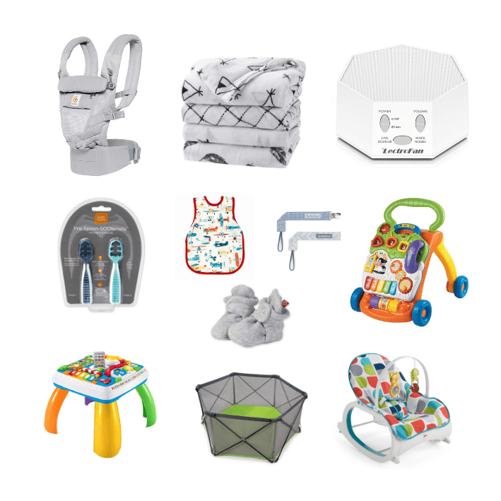 all-time favorites for baby's first year