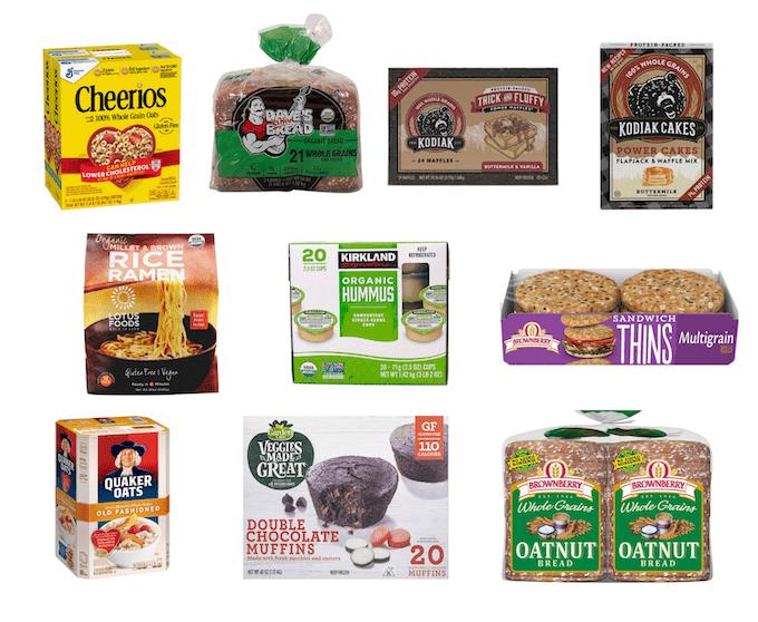 healthy carbs costco snacks