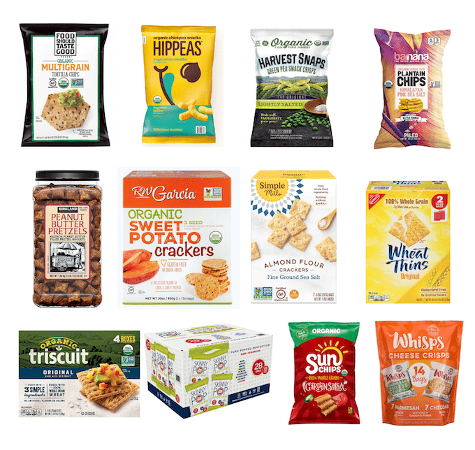 crunchy snacks from costco