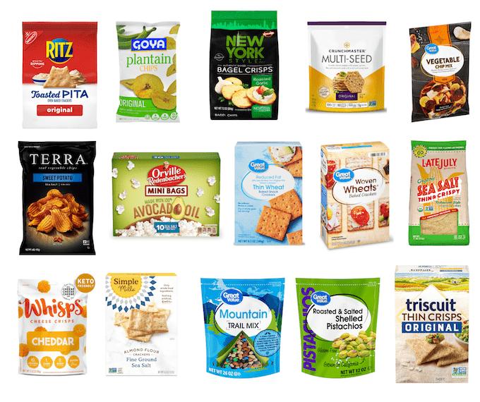 Walmart Snacks Chips & Crackers