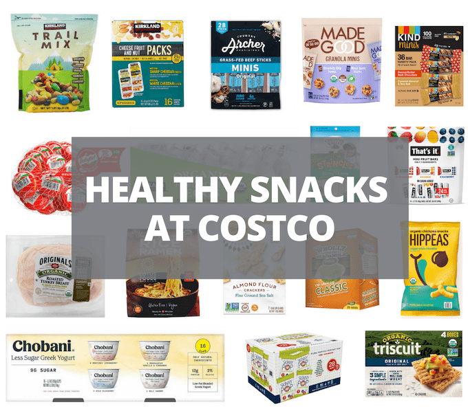 healthy snacks at costco the whole family will love