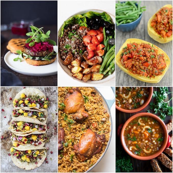 healthy lentil recipes