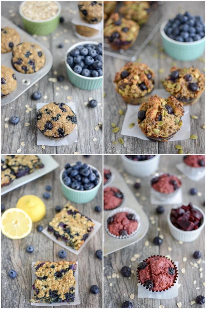 best blue berry muffins