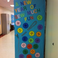 PureFUN Supply: Back to School  Door Decor