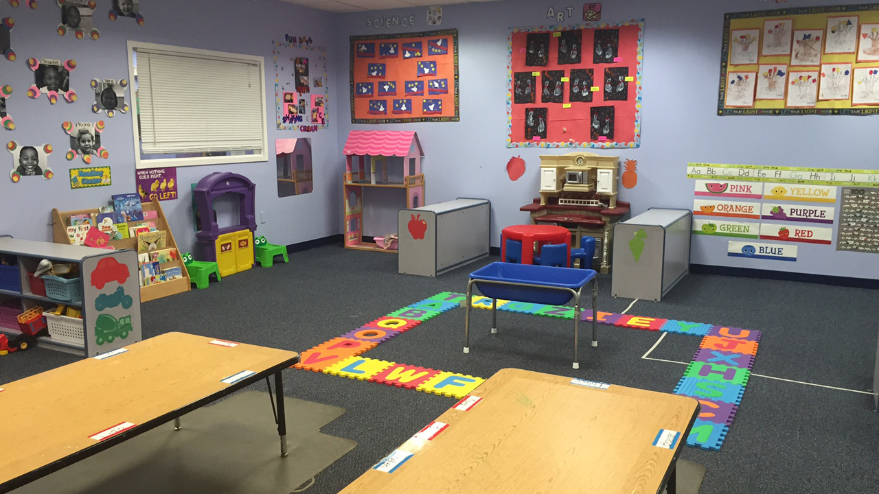 waltham childcare toddler