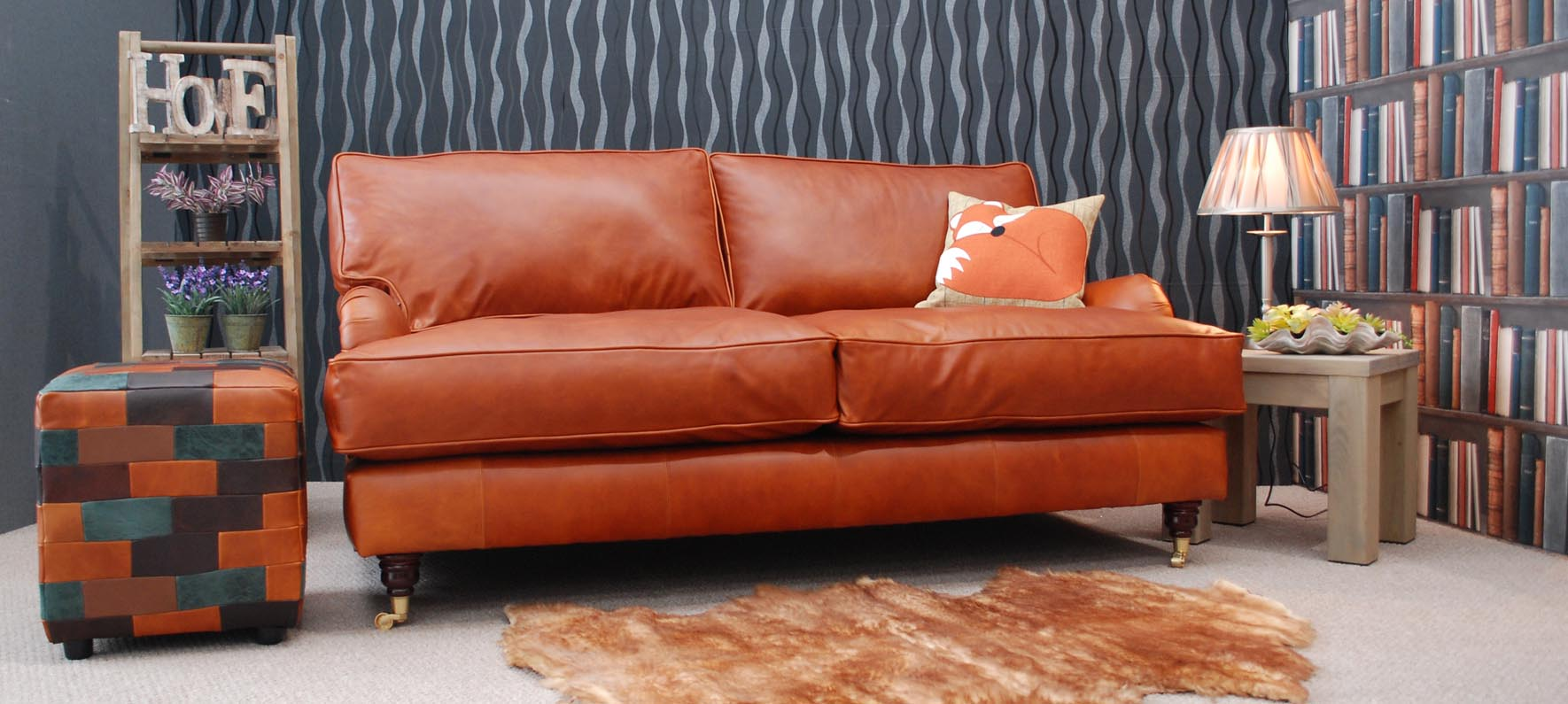 sofa manufacturer uk sectional sofas charlotte nc leather shop full grain british made vintage