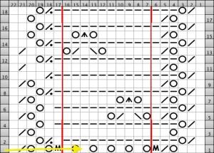 Reading knitting charts-3