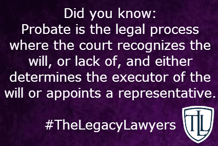What is Probate & Who is the Executor?