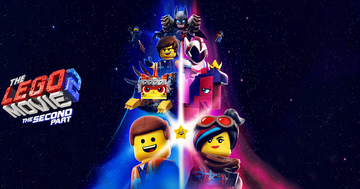 Image result for the lego movie 2 poster