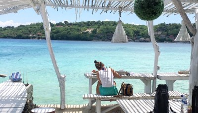 SEA BREEZE CENINGAN - The Lembongan Traveller