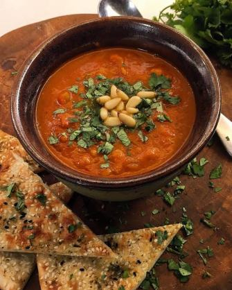 moroccan soup 2