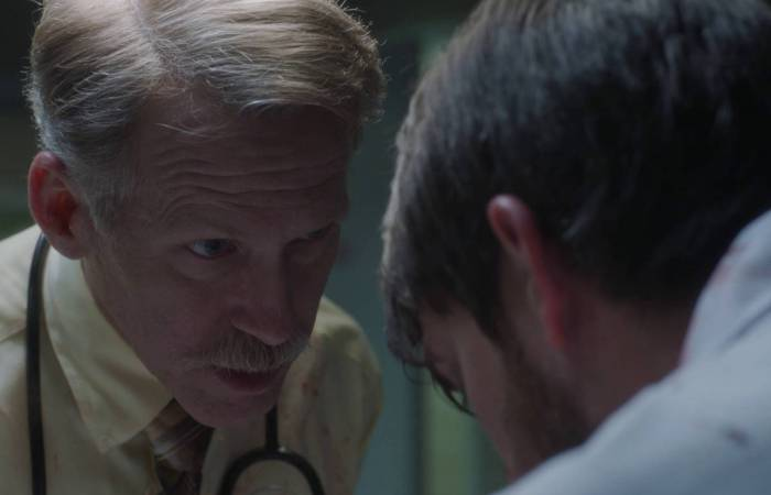 Stephen Spinella as Dr Richard Marks