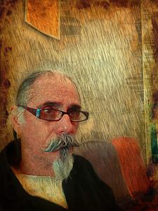 Jack Foster Mancilla - Self Portrait