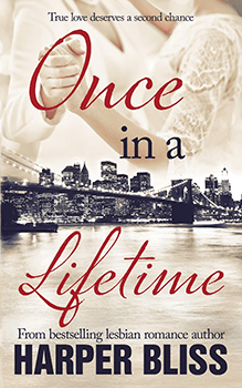 Once In A Liftime by Harper Bliss