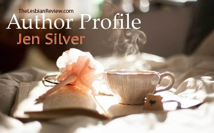 lesbian author jen silver