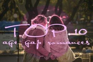 top 10 lesbian age gap romance