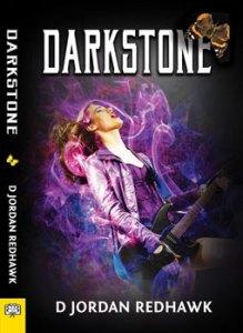 Darkstone by D Jordan Redhawk