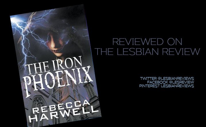 The Iron Phoenix by Rebecca Harrell