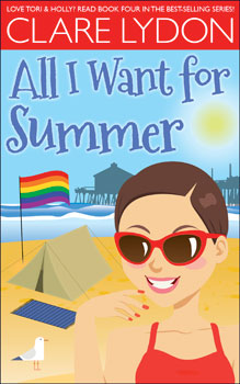All I Want For Summer by Clare Lydon