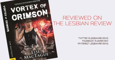 Vortex of Crimson by Lise MacTague
