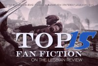 top 15 lesbian fan fiction