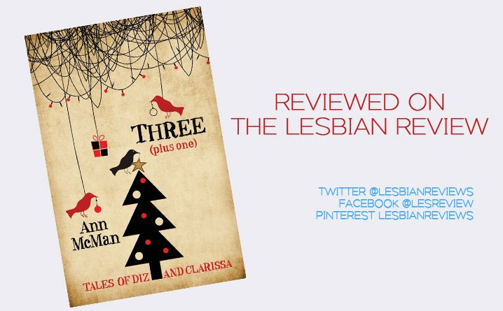 Three (plus one) by Ann McMan