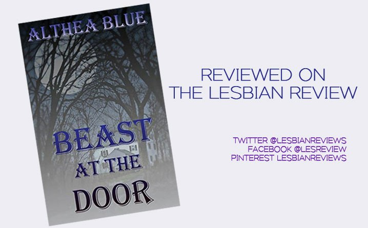 The Beast At The Door by Althea Blue