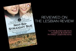 Not So Straight Sue by Cheyenne Blue