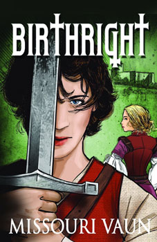Birthright by Missouri Vaun